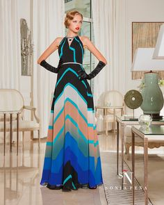 Uno de mis vestidos favoritos de Sonia Peña . Ref: 1160035