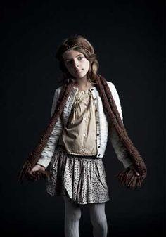 Bufandas y complementos monísimos para niñas y adolescentes - Smallable