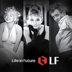 LF라는 새로운 이름으로 미래를 만듭니다.