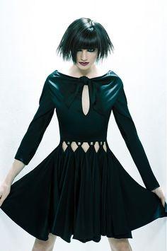 Sam Villa medium black Hairstyles