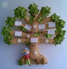 """""""Árvore Genealógica Nascimento,Porta de Maternidade"""" - Bebês e crianças - Vila São Geraldo, Taubaté   bomnegocio.com"""
