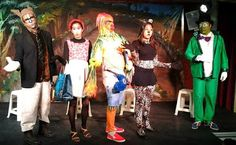 """Agenda Cultural RJ: O musical infantil """"Festival da Canção na Floresta..."""