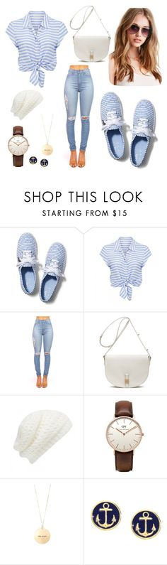"""Fashion Set 4"" by christy255 ❤ liked on Polyvore featuring Keds, Forever New, Mulberry, Daniel Wellington, Nashelle, Brooks Brothers and Forever 21"