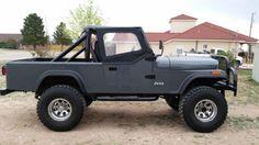 1981 Jeep Scrambler CJ8 for sale: photos, technical specifications, description