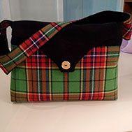 Gallery : Derbyshire-Tartan Style Anglais, Scottish Plaid, Plaid Fashion, Derbyshire, Tartan Plaid, Vintage Halloween, Scotland, Tote Bag, Purses
