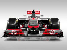 MP4-27 - 2012 Season McLaren