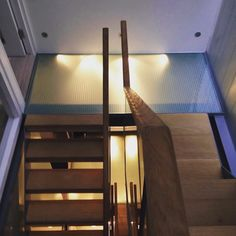 Walking On Glass, Laminated Glass, Stairs, Bed, Landing, Furniture, Home Decor, Stairway, Decoration Home