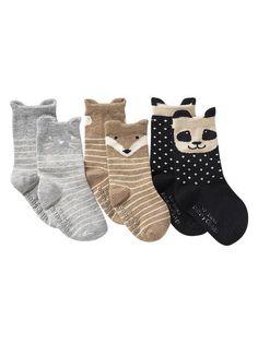 Animal socks (3-pack) Product Image