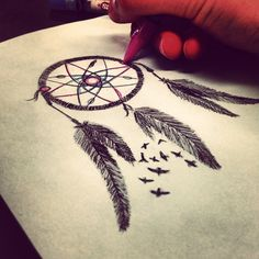 feather and dream catcher drawing want to try and draw this drawing ideas and references. Black Bedroom Furniture Sets. Home Design Ideas
