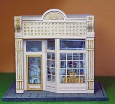 1/48th scale Hat Shoppe