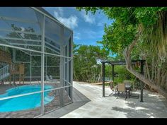 A contemporary aesthetic combined with a top-notch location is sure to make Pelican Bay a favorite part of your Anna Maria vacation! Tucked away at the north. Pelican Bay, Outdoor Seating, Outdoor Decor, Anna Maria Island, Family Getaways, Anna Marias, Kayaking, Breeze, Balcony