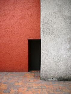 Luis Barragan House, Mexico City by Goreyc, via Flickr