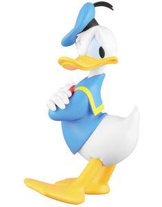 Boneco Pato Donald UDF da Medicom Toy