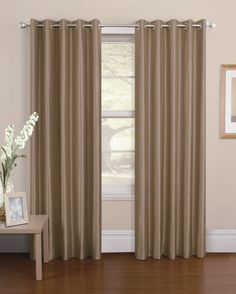 Chic - Latte Ready Made Curtains [An amazing Latte natural Fully Lined Eyelet curtain] http://www.ukcurtainsandinteriors.co.uk/acatalog/Chic-Latte-readymade-curtain-1-1-1.html