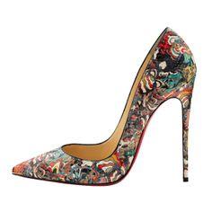 cd9d1754bbd Dolce   Gabbana fruit embellished kitten heel slingback pumps ...