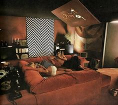 """hippie bedroom decor 555209460310904036 - Terence Conran's 1974 """"The House Book"""" Source by anamoodboard"""