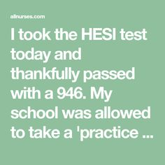Top 5 hesi entrance exam practice questions entrance exam nclex i took the hesi test today and thankfully passed with a 946 my school was allowed to take a practice hesi test last semester i scored in the low 600s fandeluxe Images