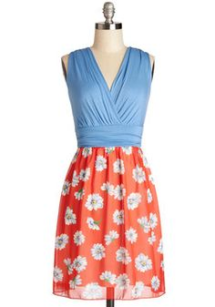 Bliss Beyond Compare Dress, #ModCloth