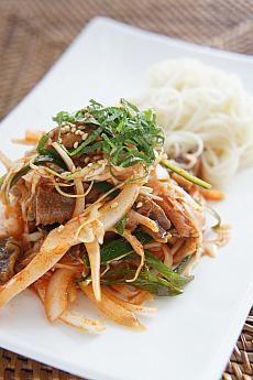 みゆき先生の簡単&おいしい韓国料理レシピ「コルベンイムッチム(つぶ貝の和えもの)」 料理 クッキング 韓国料理 コルベンイムッチムつぶ貝