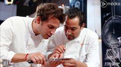 """Jérémy et Pierre dans """"Top Chef 2014"""" avec les couteaux Chroma Top Chef"""