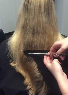 Hair Falling Out, Cut Her Hair, Long Hair Cuts, Barber Shop, Hairdresser, Short Hair Styles, Cutting Hair, Hair Accessories, Hair Models