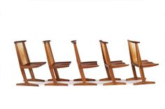 Conoid Chairs