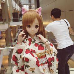 Smart Doll Mirai Suenaga by yingtze