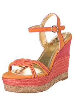 China Girl - PANDORA - Sandaletter - Orange