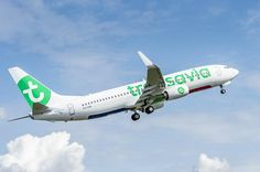We are thrilled to welcome @transavia at DXB Terminal 2