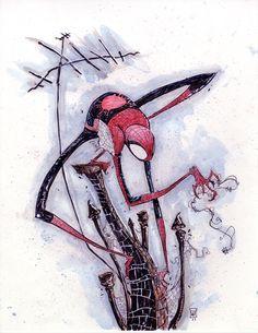 Spider Man Commission via skottieyoung on deviantART