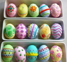 Decorating Easter Eggs for the holiday this Sunday? Description from destinationdesignblog.com. I searched for this on bing.com/images