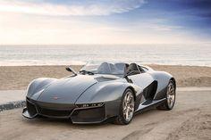 2016 Rezvani Beast supercar begins production This sports car using the four-cylinder engine is turbocharged. Maserati, Bugatti, Lamborghini, Ferrari, Sexy Cars, Hot Cars, Classy Cars, Supercars, Rolls Royce