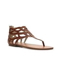 78716e882f439c G by GUESS Locket Flat Sandal. Perfect for KRF and everyday in between!