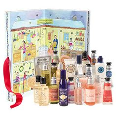 L`occitane En Provence Holiday 2016 Advent Calendar Makeup Advent Calendar, Best Beauty Advent Calendar, Advent Calendar 2016, Countdown Calendar, Advent Calendars, Calendars 2016, Pre Christmas, Christmas Gift Guide, Holiday Gifts