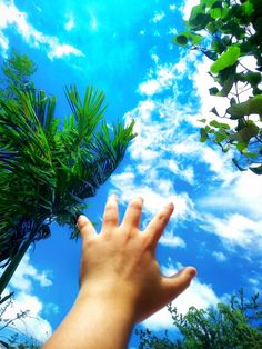 Catching a clouds Clouds, Cloud