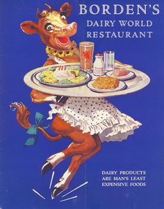 Menus first began to