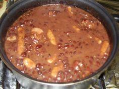 Foodhedonist: Jamaican Stewed Peas