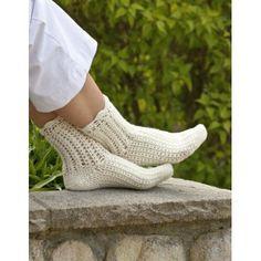 Maggie's Crochet · More Crocheted Socks #crochet #pattern #socks #colorful #cute