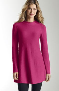 sweaters > easy A-line sweater at J.Jill
