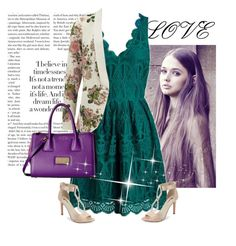 """""""I love you just the same"""" by fashionista-jaygee ❤ liked on Polyvore featuring VILA, Mario Valentino and BCBGeneration"""