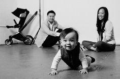 Eric and Hannah Yang