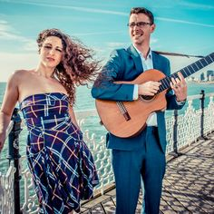 D&L Acoustic Duo are a dynamic duo who play a wide variety of acoustic arrangements of classic & contemporary songs. They can provide acoustic music for any part of your wedding day. www.dlacousticduo.co.uk