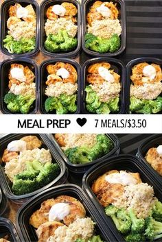 Meal prepping is the secret to a healthy lifestyle and here is a meal prep idea for 4 different meals all made in one go. Meal Prep Ideas + Keto Recipes for Fat Loss & Muscle Building Lunch Meal Prep, Meal Prep Bowls, Healthy Meal Prep, Healthy Snacks, Healthy Recipes, Simple Meal Prep, Budget Meal Prep, Detox Recipes, Clean Eating Snacks