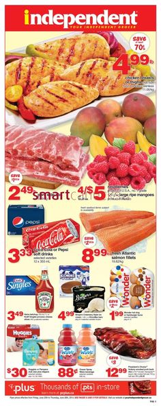 Ad Weekly Fresh Grocer