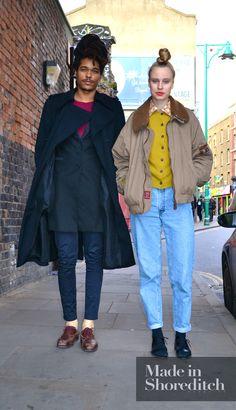 Made in shoreditch blog. Fashion