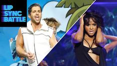 """Josh Peck reminds us to be beach body ready with his performance of Sisqo's """"Thong Song"""", while Christina Milian destroys the stage with her performance of J. Josh Peck, Beach Body Ready, Lip Sync Battle, Christina Milian, Popular Music, Hollywood Stars, Waiting, Tv Shows, Lips"""