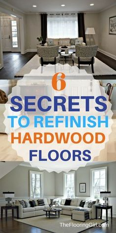 6 Secrets to refinis