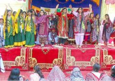 Sindhi traditional dresses