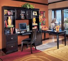Home Office Interior Design Ideas listed in: home office interior