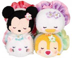 New Kyoto Disney Store Exclusive Tsum Tsum Set